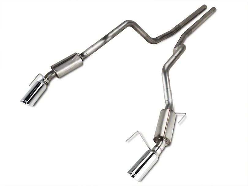 Borla Stinger S-Type Cat-Back Exhaust (05-09 GT)