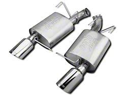 Borla ATAK Axle-Back Exhaust with Polished Tips (11-12 GT)