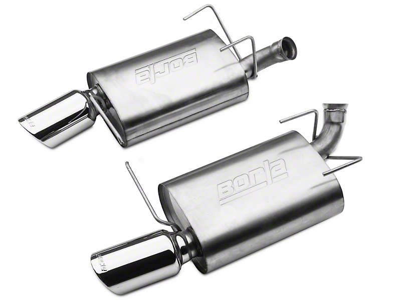 Borla Touring Axle-Back Exhaust (11-14 V6)