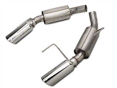 Borla ATAK Axle-Back Exhaust (05-09 GT)