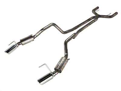 Borla Stinger S-Type Cat-Back Exhaust (07-09 GT500)