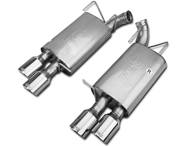 Borla Stinger S-Type Axle-back Exhaust (13-14 GT500)