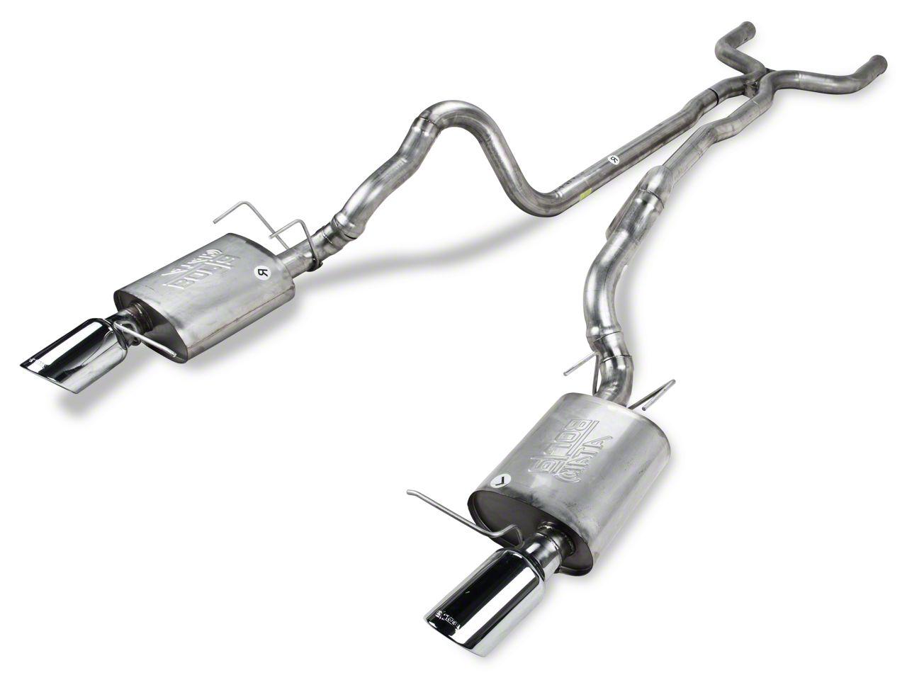 Borla 140515 Cat-Back Exhaust System