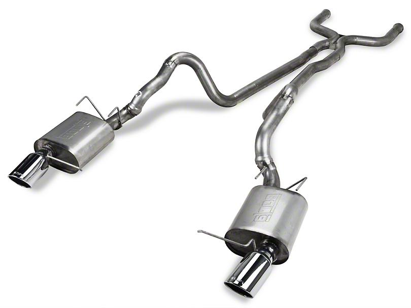 Borla ATAK Cat-Back Exhaust (13-14 GT; 2013 BOSS 302)