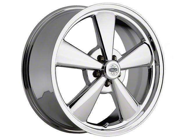 Chrome S/S Wheel; 2005+ (20x9)
