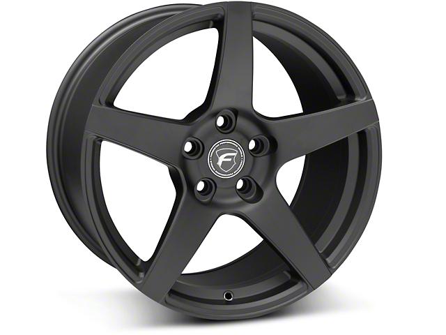 Forgestar CF5 Monoblock Matte Black Wheel - 18x10 (05-14 All)