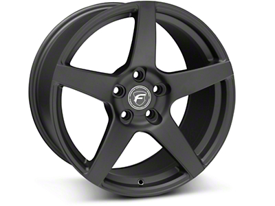 Forgestar CF5 Monoblock Matte Black Wheel - 18x10 (05-14 All)
