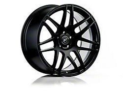 Forgestar F14 Monoblock Matte Black Wheel; Rear Only; 19x10 (15-20 GT, EcoBoost, V6)