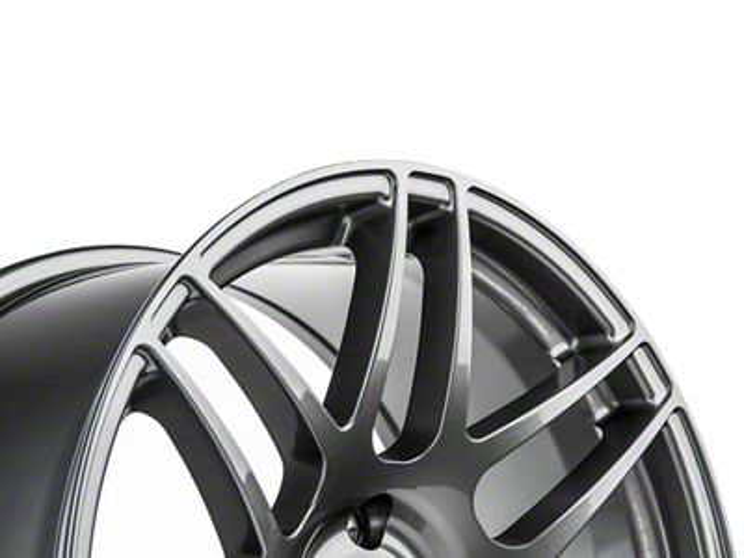 Forgestar F14 Monoblock Gunmetal Wheel - 19x9 (15-19 GT, EcoBoost, V6)