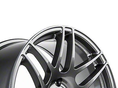 Forgestar F14 Monoblock Gunmetal Wheel - 19x9 (15-18 All)