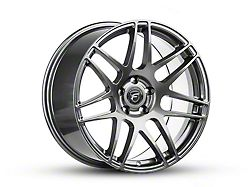 Forgestar F14 Monoblock Gunmetal Wheel - 18x10 - Rear Only (15-19 EcoBoost, V6)