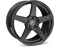 Forgestar CF5 Monoblock Piano Black Wheel - 19x10 - Rear Only (05-14 All)