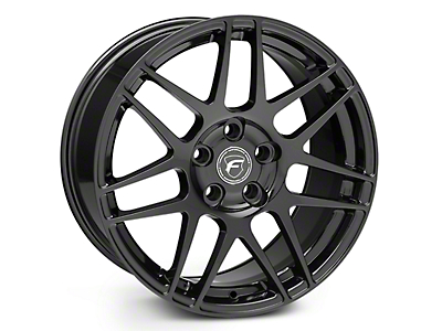 Forgestar F14 Monoblock Piano Black Wheel - 18x10 (15-18 Ecoboost, V6)