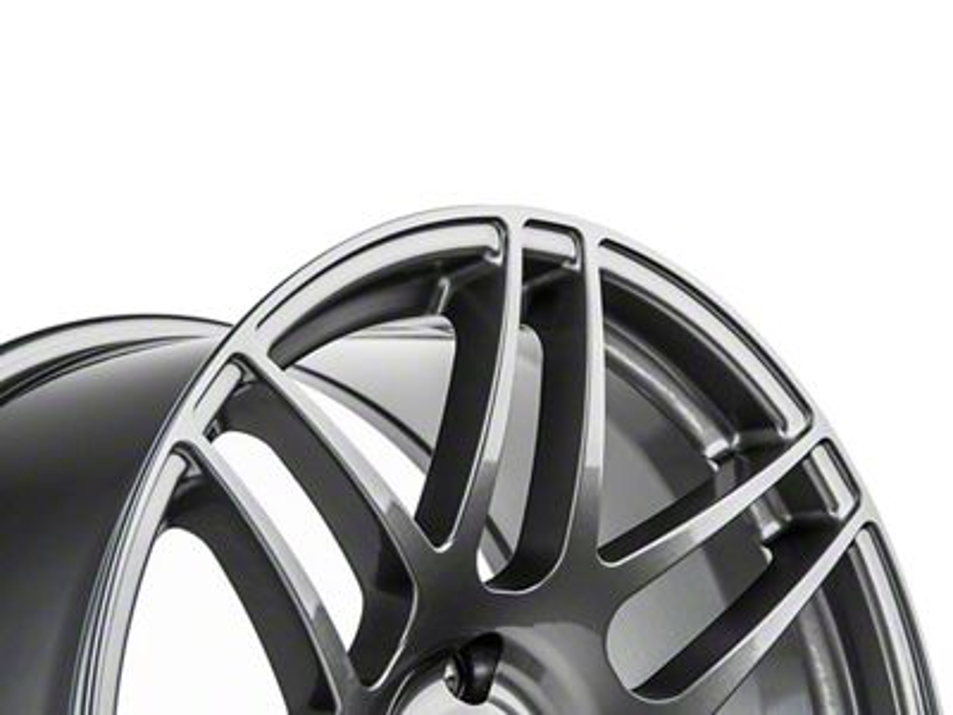 Forgestar F14 Monoblock Gunmetal Wheel - 20x9 (15-19 GT, EcoBoost, V6)