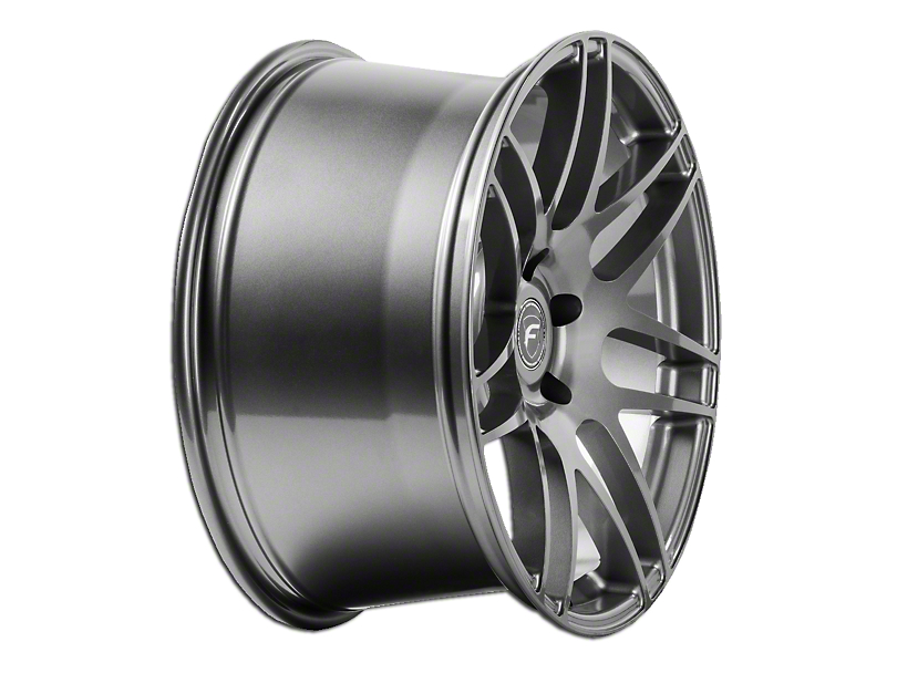 Forgestar F14 Monoblock Deep Concave Monoblock Gunmetal Wheel - 20x11 (15-17 All)
