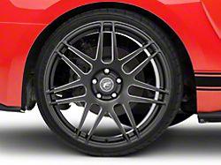 Forgestar F14 Monoblock Deep Concave Matte Black Wheel - 20x11 - Rear Only (15-19 GT, EcoBoost, V6)
