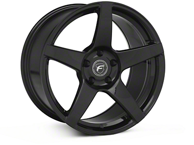 Forgestar CF5 Monoblock Piano Black Wheel - 18x10 (94-04)