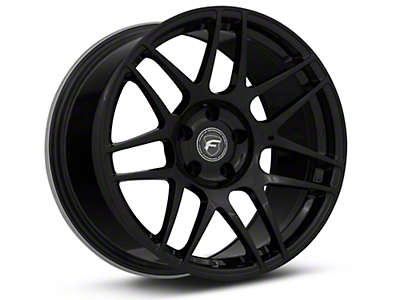 Forgestar F14 Monoblock Piano Black Wheel - 18x10 (94-04 All)