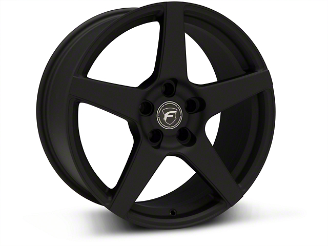 Forgestar CF5 Monoblock Textured Black Wheel - 18x9 (94-04 All)