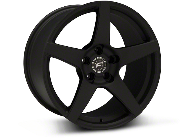 Forgestar CF5 Monoblock Textured Black Wheel - 18x10 (94-04 All)