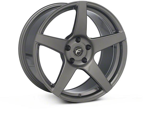 Forgestar CF5 Monoblock Gunmetal Wheel - 18x10 (94-04)