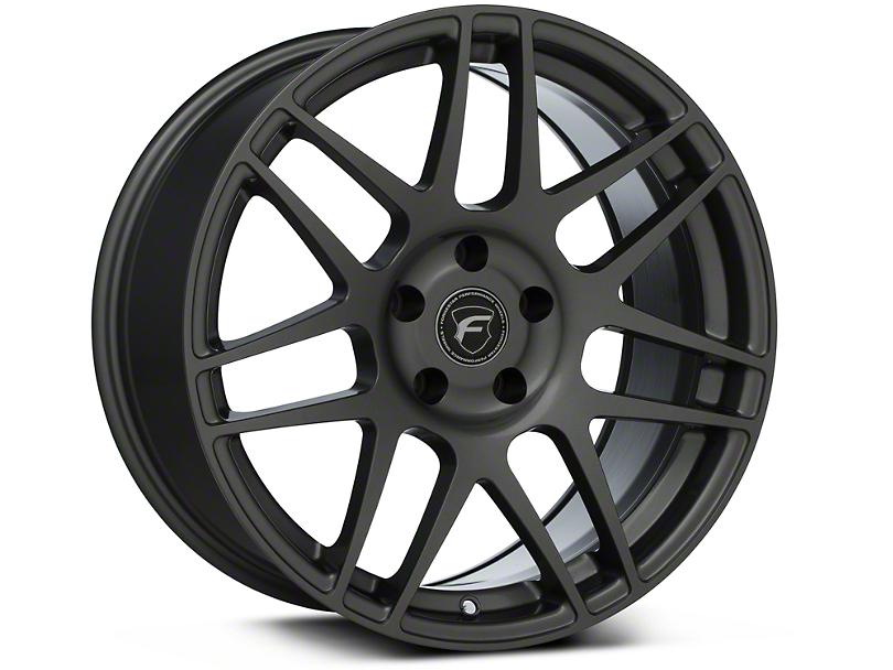 Forgestar F14 Monoblock Gunmetal Wheel - 18x9 (94-04 All)