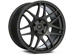 Forgestar F14 Monoblock Gunmetal Wheel - 18x10 - Rear Only (94-04 All)