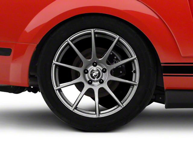 Forgestar CF10 Monoblock Gunmetal Wheel - 19x9 (05-09 All)