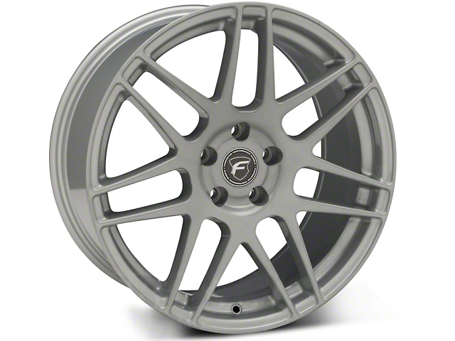 Forgestar F14 Monoblock Silver Wheel - 19x10 (15-17 All)