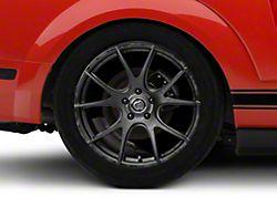 Forgestar CF5V Monoblock Matte Black Wheel - 19x10 - Rear Only (05-14 All)