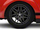 Forgestar F14 Monoblock Matte Black Wheel; Rear Only; 19x11 (05-09 All)