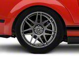 Forgestar F14 Monoblock Gunmetal Wheel; Rear Only; 19x10 (05-09 All)