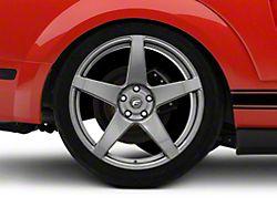Forgestar CF5 Monoblock Gunmetal Wheel - 20x11 - Rear Only (05-14 All)