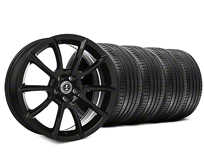 Shelby Super Snake Style Black Wheel & Sumitomo Tire Kit - 20x9 (05-14 All)