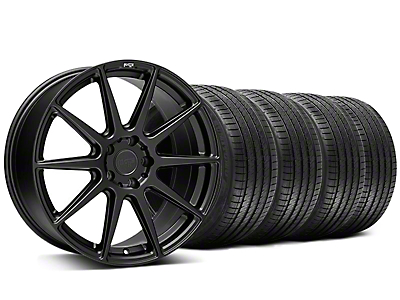Niche Essen Matte Black Wheel & Sumitomo Tire Kit - 20x9 (05-14 All)