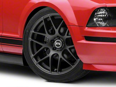 rtr mustang charcoal wheel 20x9 301023g05 05 14 all 06 Mustang V6 rtr charcoal wheel 20x9 05 14 all