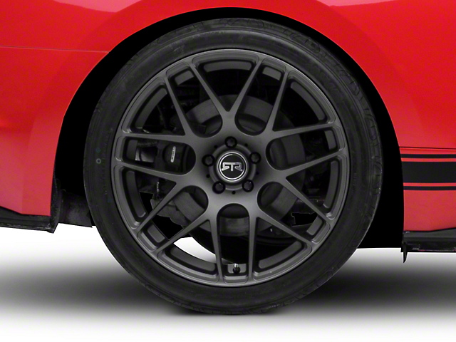 RTR Charcoal Wheel - 20x10 (15-17 All)