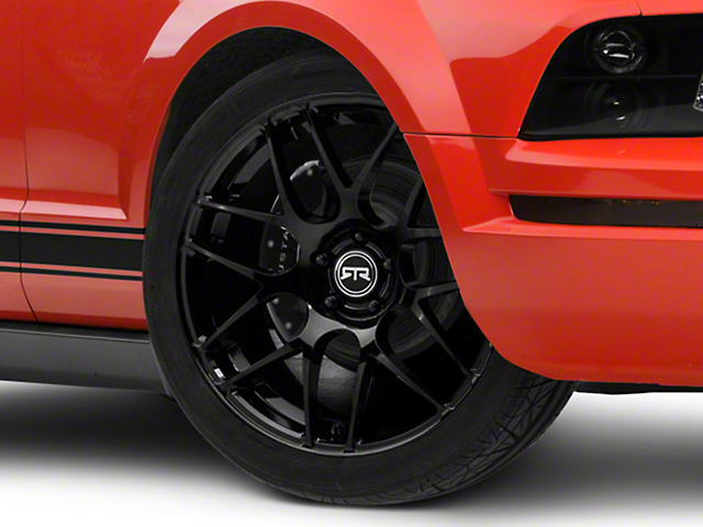 RTR Black Wheel - 20x9 (05-09 All)