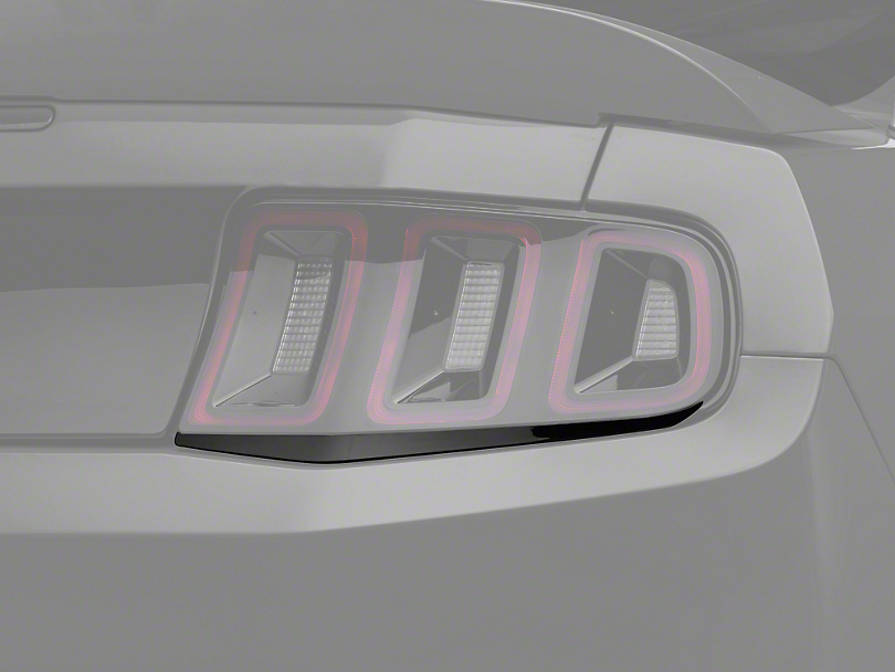 Raxiom Tail Light Conversion Trim (10-12 All)