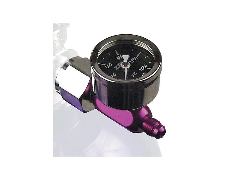 ZEX Nitrous Bottle Pressure Gauge (Universal Fitment)