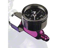 ZEX Nitrous Bottle Pressure Gauge (79-19 All)