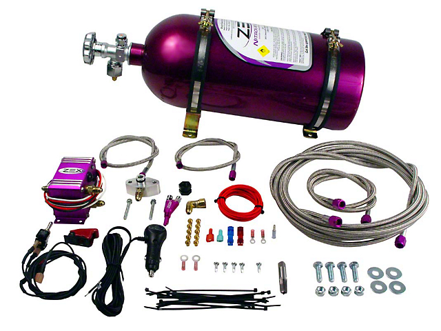 ZEX Wet Injected Nitrous System (05-10 V6)