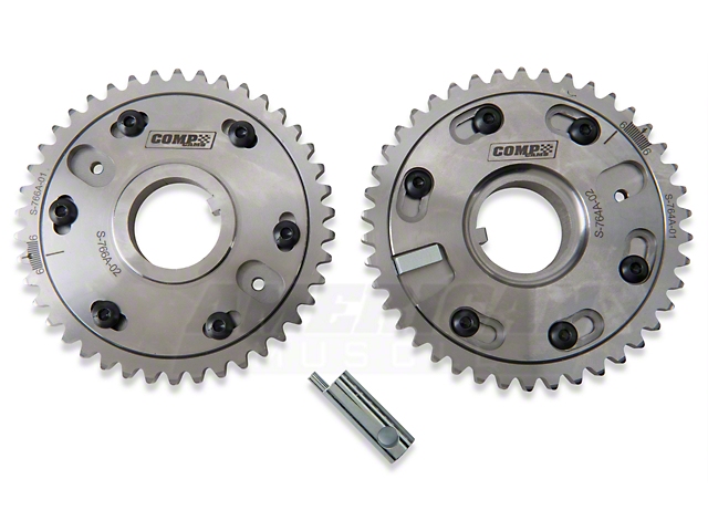 Comp Cams Adjustable Cam Gears - 4.6L (96-04 All)