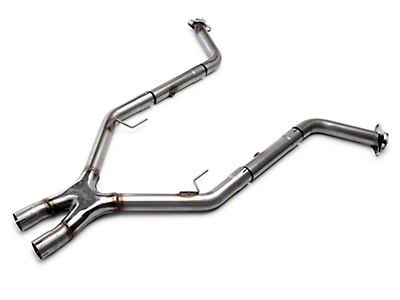 Bassani Off-Road X-pipe (05-10 GT)
