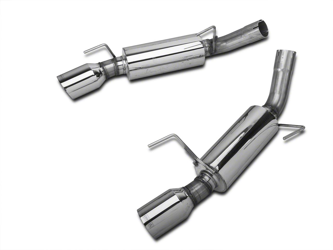 Bassani Axle-Back Exhaust (05-09 GT, GT500)