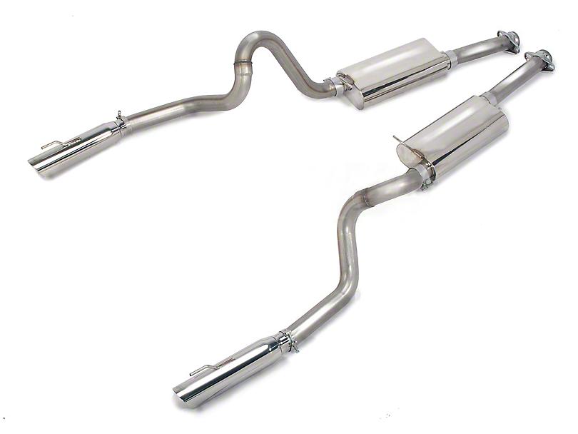 Bassani Cat-Back Exhaust (99-04 GT, Mach 1)