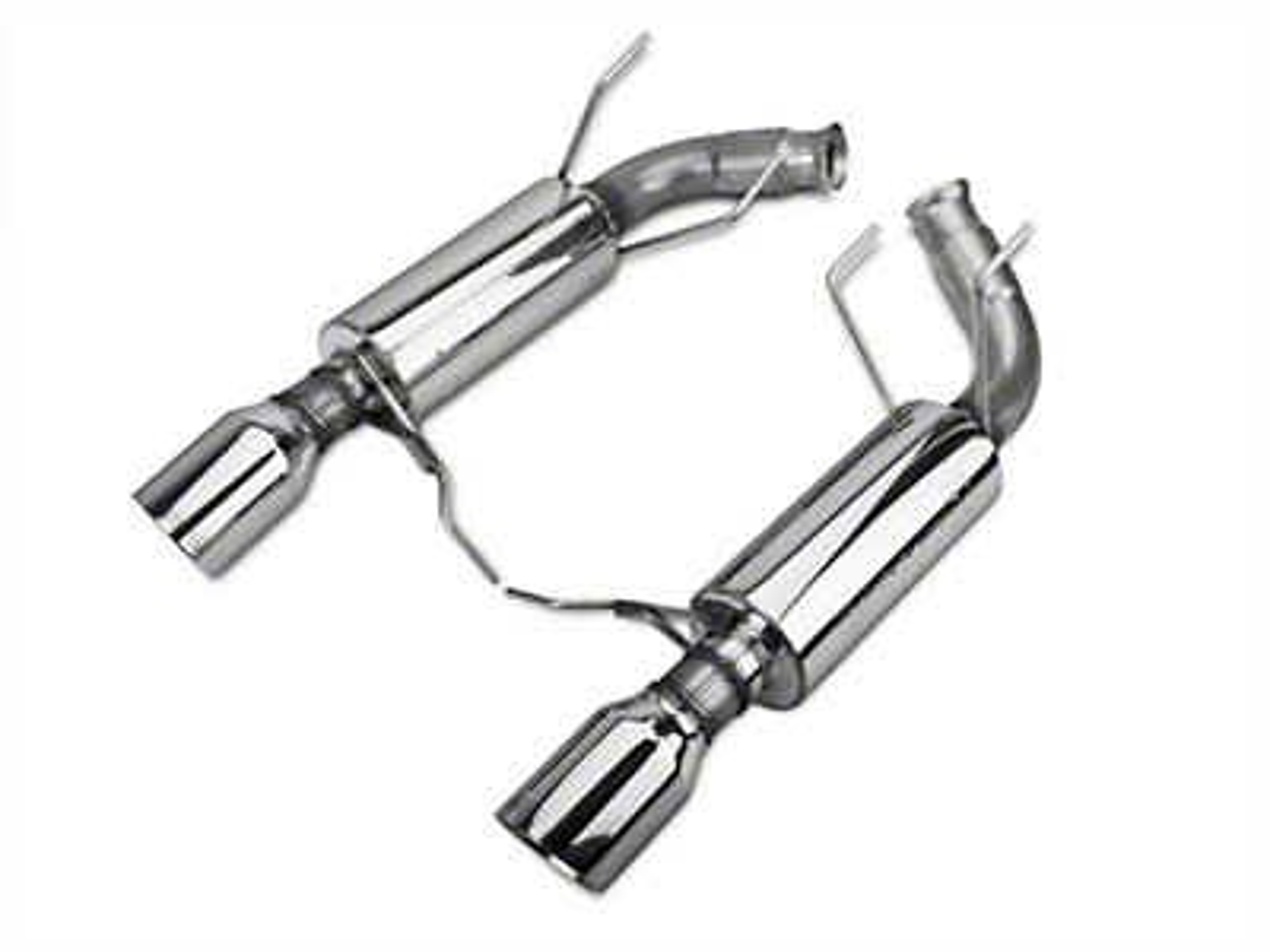 Bassani Axle-Back Exhaust (11-14 V6)