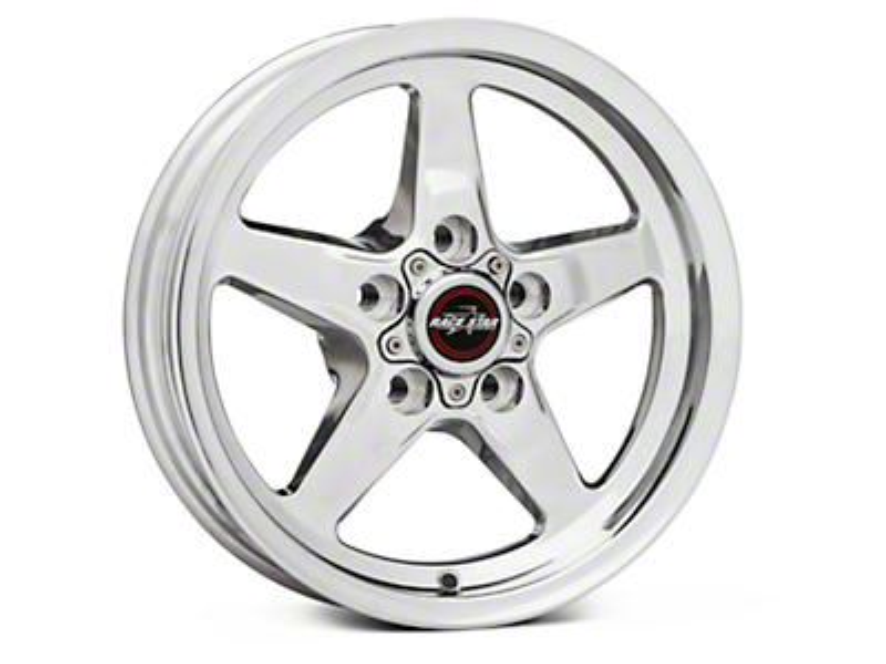 Race Star Drag Wheel - Direct Drill - 15x3.75 (05-10 GT, V6)