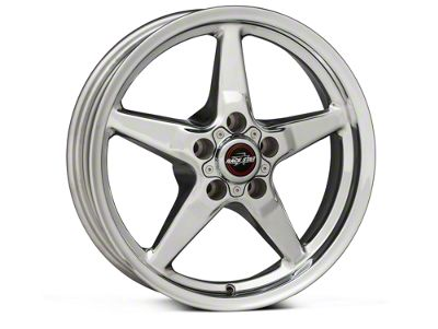 race star mustang drag wheel direct drill 17x4 5 92 745142 dp Shelby Mustang race star drag wheel direct drill 17x4 5 front only 05