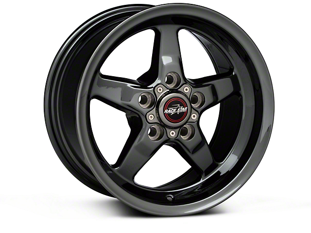 Race Star Dark Star Drag Wheel - Direct Drill - 15x8 - Rear Only (05-14 All, Excluding GT500)